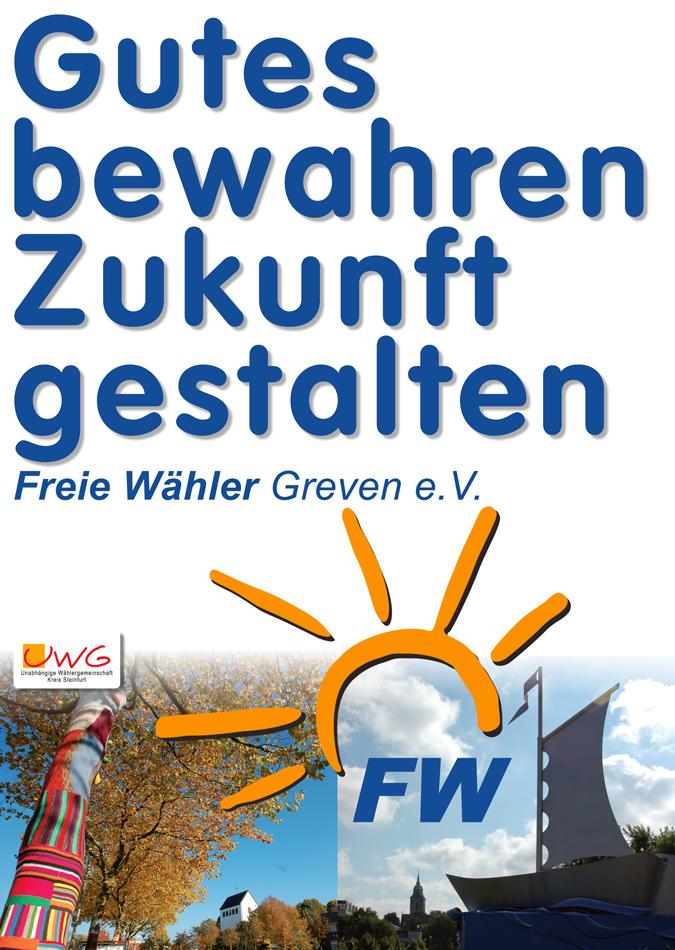 freie_waehler_greven_plakat